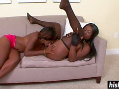 Xena has fun with a naughty friend