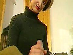 russischen girl with geilen Körper Fucks