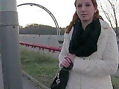 De Zuzana Hot começa desossadas no banco traseiro