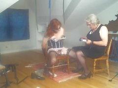 In Mistress Samanthas Dachgeschoss, Teil 2