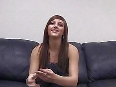 Kaylie In Backroom Casting Couch ...
