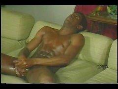 Eşcinsel Porno'nun Altın Çağı Siyah Seks Terapisi - Sahne 3 - Baylar Video