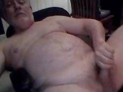 дед хода на вебкамеру