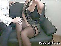 pugno efferato fottutamente schizzando orgasmo