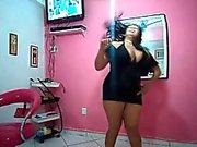 Mature Belle e affascinanti ballo brasiliano - rovente