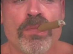 Cigarr & skinn