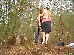 woodland plezier van start