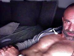 daddy bandant de webcam ( pour l'ensemble étranger )