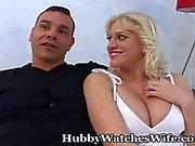 Curvy Wifey sucht ihre Fantasie zu erfüllen