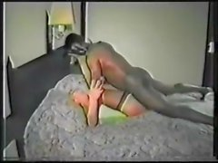 Miss Sweeney Blonde Bombshell Getting Monster-Cocked 1988