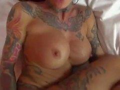 Hollandalı Hot Slut Fucking Tüm Delikler