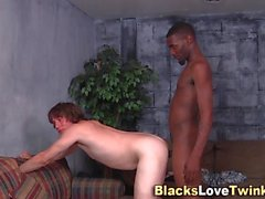 White ass railed by bbc