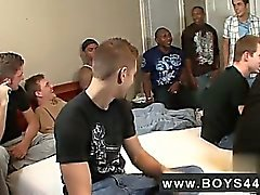 Homosexuell Film Wenn Devon gehört einen Bukkake Männer Video wurde Wesen pr