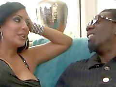 BBC Voor Mooie Latina Milf