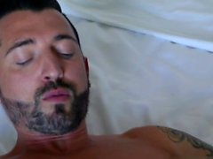 Big Dick sexo anal gay e Ejaculação