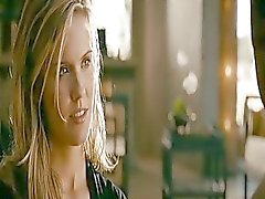 Maggie grace in hot black lingerie as hanging out with a guy faster