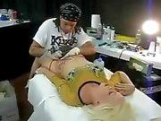 Orgasmo pela Tattoo