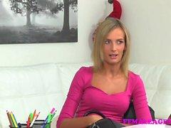FemaleAgent Sıcak Eşcinsel Noel döküm