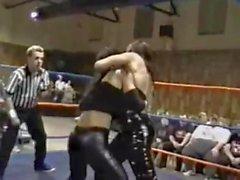 Kiryoku pro_ Stephanie de Starr (Trinity ) vs de Mercedes Martínez