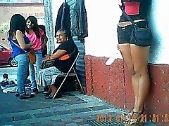 meksikolainen prostituoituina
