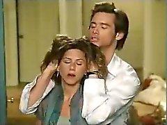 Jim Carrey en Jennifer Aniston Sex Szene