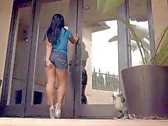 Monica Santhiago Big Booty brasilianska Ass körd