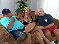 wife is banged in front of hubby!!!!!!