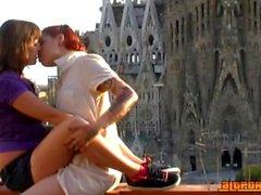 Barcelona: Irina Vega & Silvia Rubi