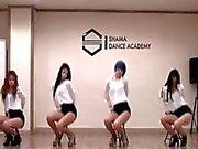 Dochters van Oost-Azië - Zuid-Koreaanse Dance Troup ( I )