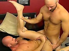 Stud Mature de Mitch Vaughn getting fucked analement