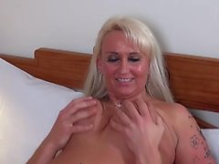 Tatted Milf Kitty Wilder Picked Up For Wild Fuck