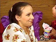 Horny Pregnant Teen (a52)