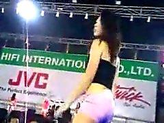thai motorshow meisjes