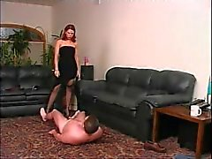 A Lady And Her Slave - Scene 1