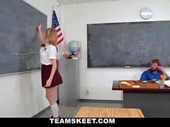 Die Lehrer-Haustier