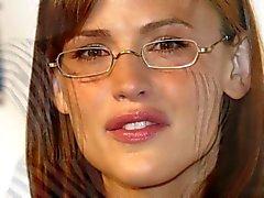 Jennifer Garner jerk off provocação