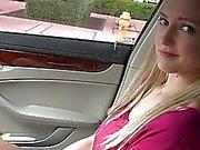 Brüste trampers Mila Evans Facialized