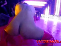 Venus Afrodita show con espontaneo SEB 2017