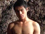 Thai Model uncut behind the scene (CUM)