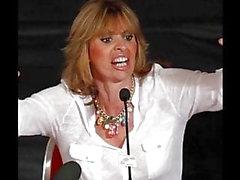 Alessandra Mussolini Jerk Off Herausforderung