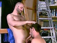 Pequeno busto rapaz diabos gay primeira vez em Davi gosta de seu Os homens viris