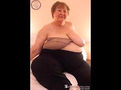 OmaGeiL Fatty Cornea nonna Pictures Compilation