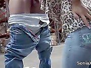 Unfaithful british mature gill ellis shows her big naturals