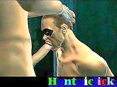 Hentai shemalave heißer kA ruckte bareback durchgefickt