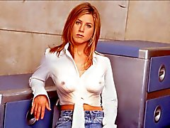 Jenifer Aniston - Schere Eleganz