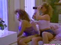 Blonde MILF In Lingerie Fucking Classic