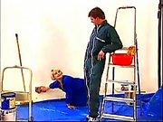 Magnésite calcinée à mort Bleu - Die Liebes- Schule de Der de Babette