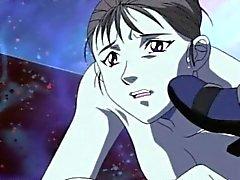 De Hentai criancinha fica fodido áspero por Transexual