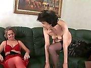 Laura Orah et Sandra se donnent plaisir by Clessemperor
