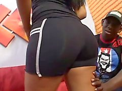 Nadia Rose Braziliaanse Phat Ass